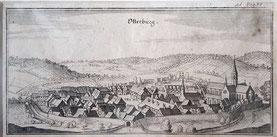 Stadt Otterburg um 1600