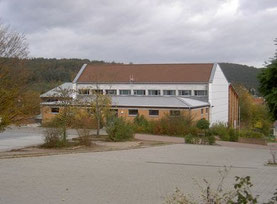 Sporthalle D, IGS Otterberg