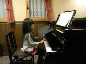 ピアノブラインド使用例