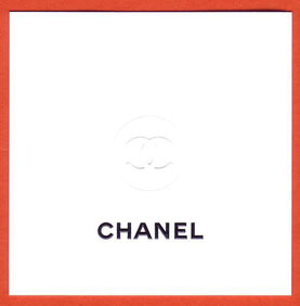 2014 - CHANEL CARTE BLANCHE
