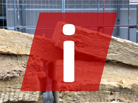 Künstliche Mineralfasern KMF - alte Dämmwolle, TRGS 521