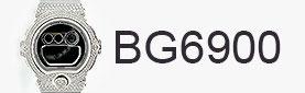 BABY-G CUSTOM ベビージー カスタム G-SHOCK CUSTOM ジーショック カスタム G-SHOCKCUSTOM ジーショックカスタム BG6900 クラウンクラウン CCROWNROWN