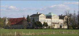 Wasserschloss Haus Stapel