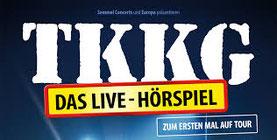 Bannr TKKG-Live-Hörspiel