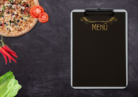Pizzakarte Reschnerhof