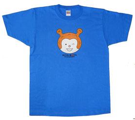 ホヤぼーやTシャツ(フェイスタイプ)ターコイズ