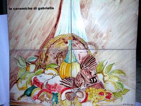 pannello in ceramica per cucina piastrelle