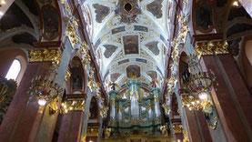 Kathedrale in Tschenstochau (BAROCK!!!)