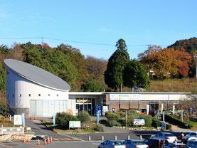 虫明の道の駅(黒井山グリーンパーク)
