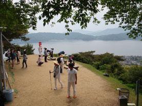 傘松公園①