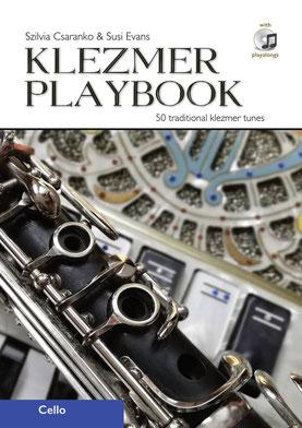 Klezmer Playbook Cello