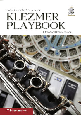 Klezmer Playbook C-instruments