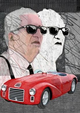 Enzo Ferrari, Computergrafik