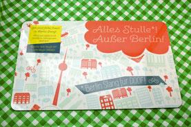 """Berlin Souvenirs: Stullenbrett """"Alles Stulle! Außer Berlin!"""" - Geschenke aus Berlin"""