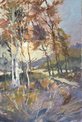 By Roger Jones 'Autumn' Oil