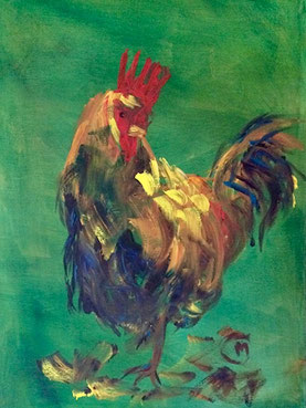 By Marietta Crockford 'Cockerel'