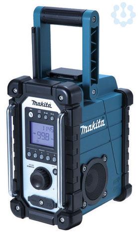Makita Radio Baustelle
