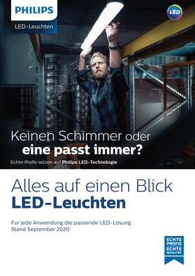 Philips Leuchten September 2020