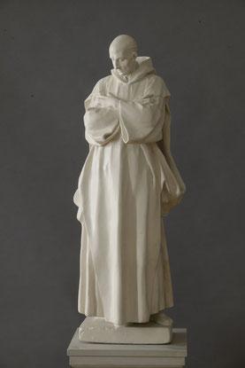 Jean-Antoine Houdon, Der Heilige Bruno, 1766/67