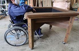 中谷産業株式会社 兵庫県 伊丹市 造園 緑化資材 レイズドベッド 花壇 植栽 園芸 菜園 大型 車椅子 介護 施設