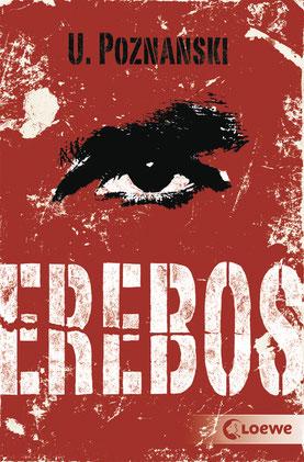 Erebos U. Poznanski buchcover Jugendbuch Bestseller