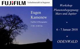 Planeten, Odenwald, Fotoworkshop