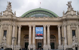 Tour Auto Grand Palais - Paris