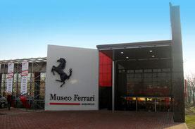 Galleria Ferrari - Maranello, Italie