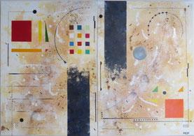 alternative daluz galego peinture abstraite tableau abstrait abstraction