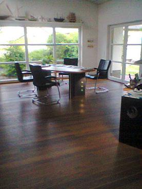 Besprechungsraum, neuer Bürotrakt