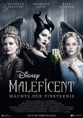 Maleficent 2 Hauptplakat