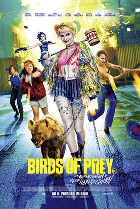Birds of Prey Plakat