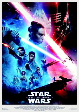 Star Wars 9 Plakat