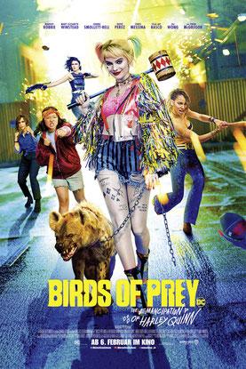 Birds of Prey Plakat