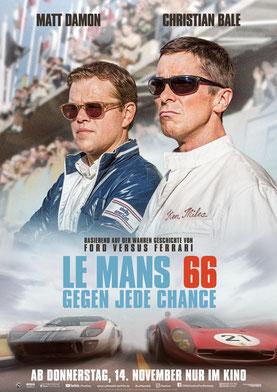 Le Mans 66 Hauptplakat
