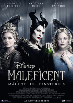 Maleficent 2 Hauptplakat