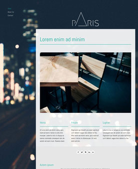 Paris サンプル画像