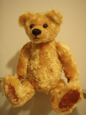 RuMI: Hand Made Teddy Bear No.4