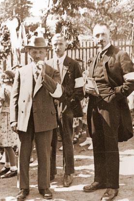 Bild: Wünschendorf Schulfest 1935 Festkomitee