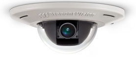 Arecont Vision Microdome IP Kamera (10 Megapixel), presented by SafeTech