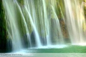 La cascade de Limon