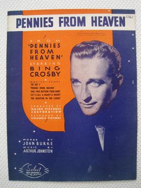 Pennies from heaven-clasicos del jazz-standards jazz