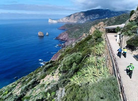 excursions VTT Alghero - vélo eléctrique Sardaigne