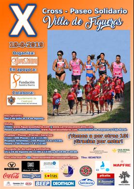 X CROSS SOLIDARIO VILLA DE FIGUERAS - Figueras (Asturias, 18-08-2019)