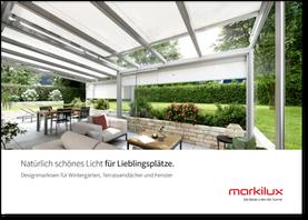 Markilux Markisen Wintergarten Glasdach Terrassendach  Sonnenschutz