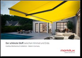 Markilux Markisen Tücher Stoffe Sonnenschutz