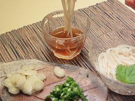 素麺のための出汁