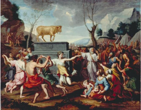Le culte du Veau d'Or