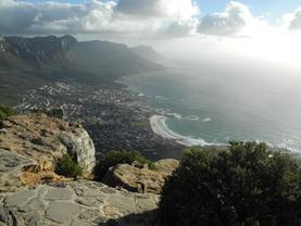 Kapstadt vom Lions Head