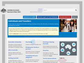 Individuals and Travellers